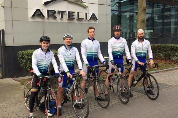 artelia cycling team