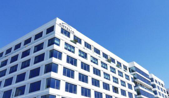 Artelia HQ Paris
