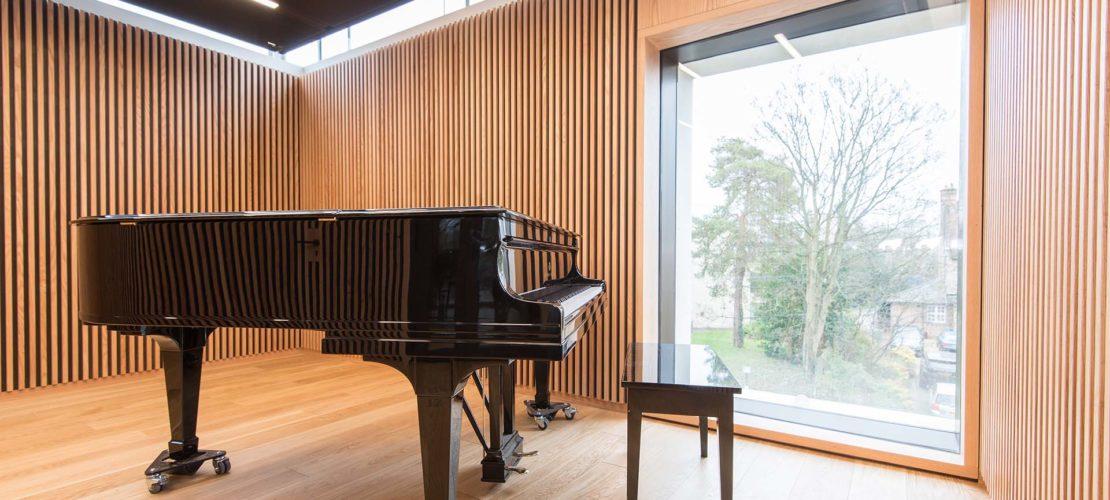 Clore Music Studio, New College, Oxford