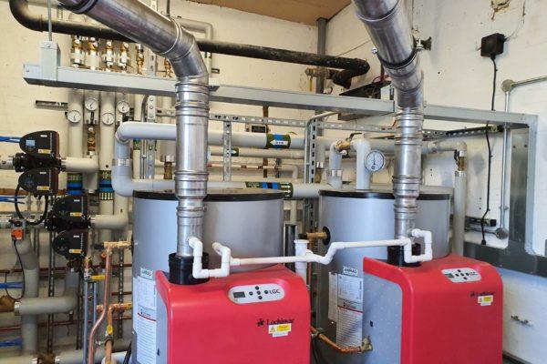 HCC Batchwood sch boilers